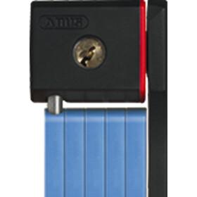 ABUS Bordo uGrip 5700/80 SH Antivol pliable, blue